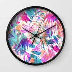 Palmtastic Wall Clock