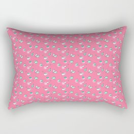 Tea with friends Rectangular Pillow