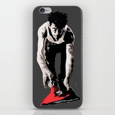 You better do it from the heart! iPhone & iPod Skin
