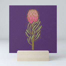 Protea Flower Mini Art Print