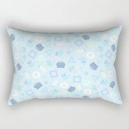 It's a Boy Rectangular Pillow