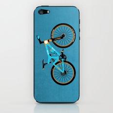 Mountain Bike iPhone & iPod Skin