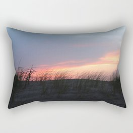 Seagrass Sunset Rectangular Pillow