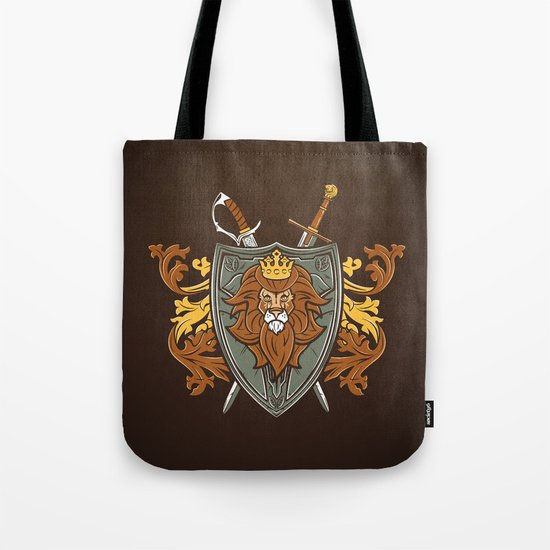 One True King Tote Bag
