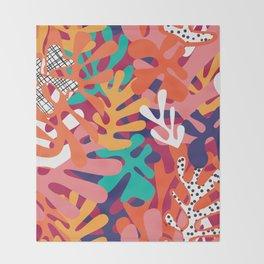 Matisse Pattern 006 Throw Blanket