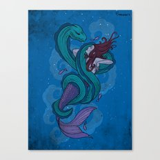Thats a Moray Canvas Print