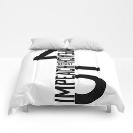 RESIST / IMPEACH 45 Comforters