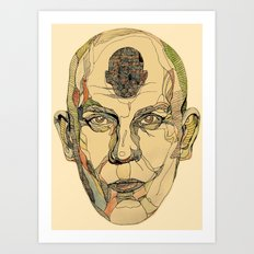 Being John Malkovich Art Print