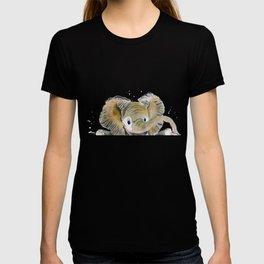 Hello,Anybody At Home? - Baby Elephant T-shirt