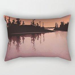 Georgian Bay Islands National Park Rectangular Pillow