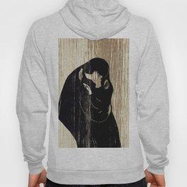 "Edvard Munch ""The Kiss"", 1897 Hoody"