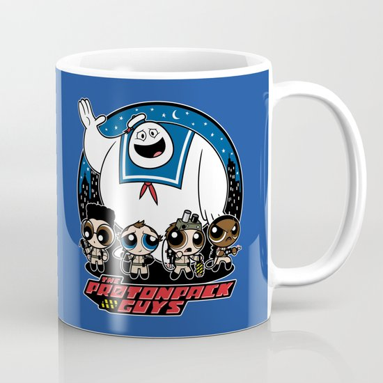 The Protonpack Guys Mug