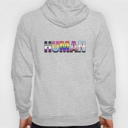 Human pride Hoody