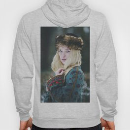 Russian girl Hoody