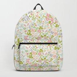 Flowery Garden Backpack