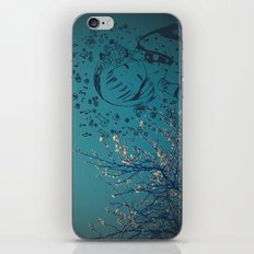 Sounds of new spring iPhone & iPod Skin