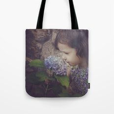 Hurry Up Spring Tote Bag