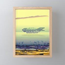 Oceanica 050419 Framed Mini Art Print