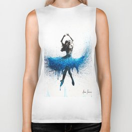 Evening Sonata Biker Tank