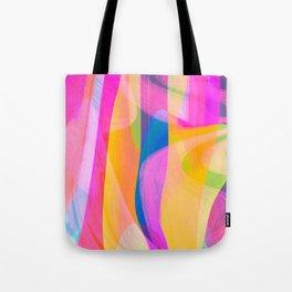 Digital Abstract #4 Tote Bag