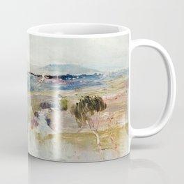 Charles Conder  -  Dandenongs From Heidelberg Coffee Mug