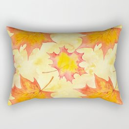 Autumn leaves #15 Rectangular Pillow