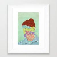 bill murray Framed Art Prints featuring Bill Murray by Dino cogito