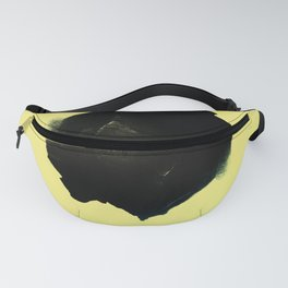 Triple Isolation in Green Fanny Pack