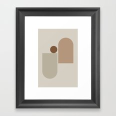NEW FORM 2 Framed Art Print