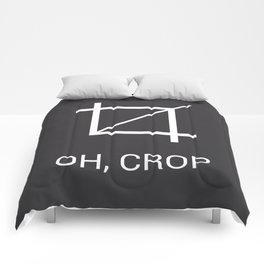 OH, CROP Comforters