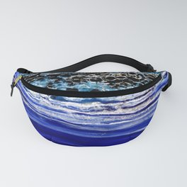 ...blurred line of horizons Fanny Pack