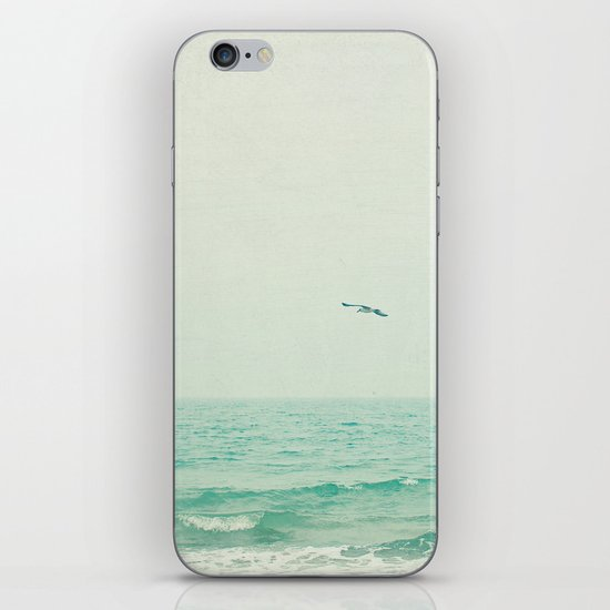 Lone Bird iPhone & iPod Skin
