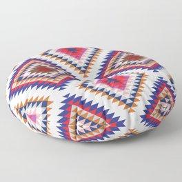 Aztec Rug Floor Pillow