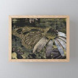 take flight {iPhone case no.2 Framed Mini Art Print