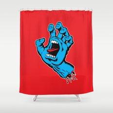 Screaming Hand (1985) Shower Curtain