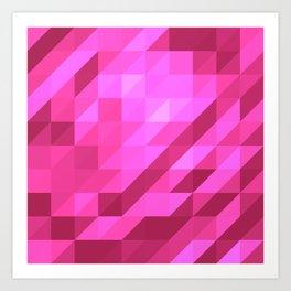 Polygon 12 Art Print