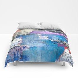 Information Exchange Comforters