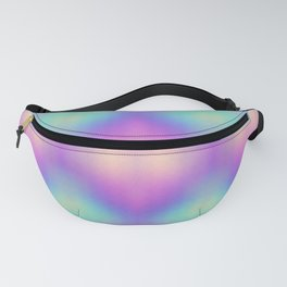 Gradient background design Fanny Pack