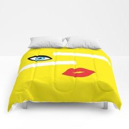 Vivid Beauty Comforters