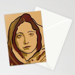 Anaïs Nin Stationery Cards