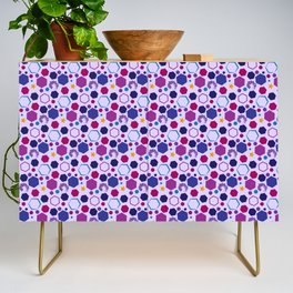 Twist of Shapes Credenza