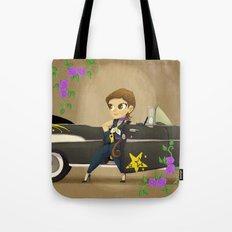 Retro Sailor Star Maker Tote Bag
