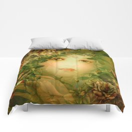 """The memory of an imagined childhood"" Comforters"