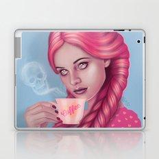 My Blood Type is Coffee Laptop & iPad Skin