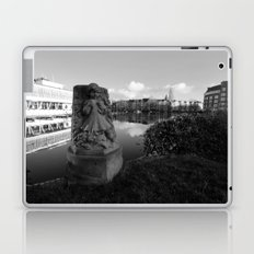 Girl Laptop & iPad Skin