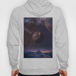 Space From Earth Hoody