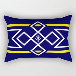 Minnion Flag Rectangular Pillow