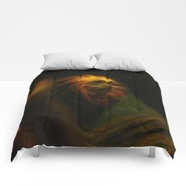 Monkey Photography Print Comforters