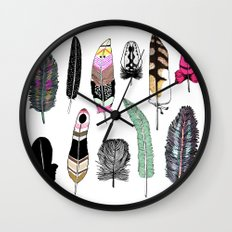Little Wing Wall Clock