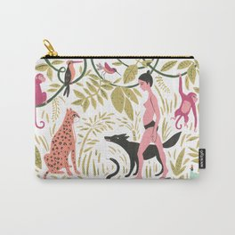 Fermina in the Amazon Carry-All Pouch